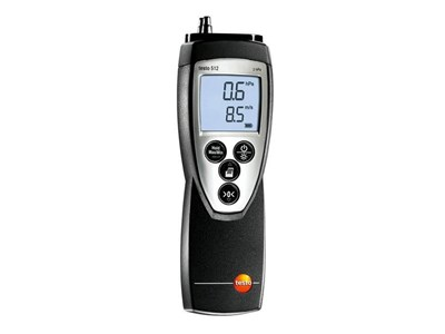 Testo 512 differenstrykmåler 0-20mbar