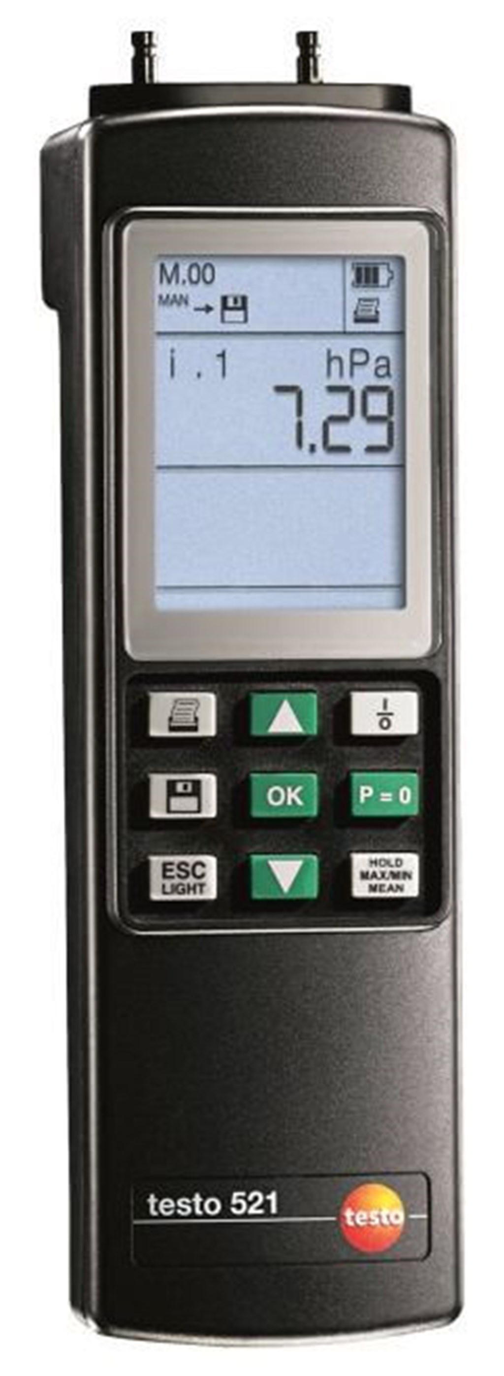 Testo 521-2 reference manometer