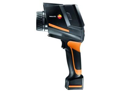 varmekamera testo 875 1i prisbilligt termografikamera varmekamera med digitalkamera. Black Bedroom Furniture Sets. Home Design Ideas