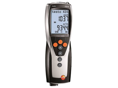 Testo 435-2 Multifunktionsinstrument
