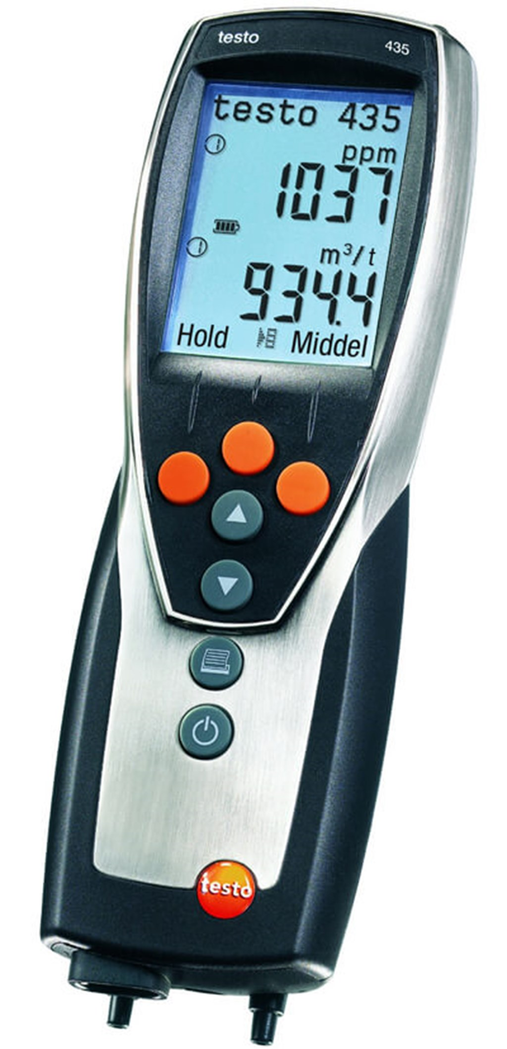 Testo 435-4 Multifunktions instrument