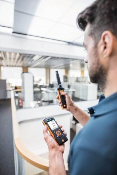 testo 440 CO2 sæt with Bluetooth