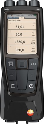 Testo 480 Multiinstrument
