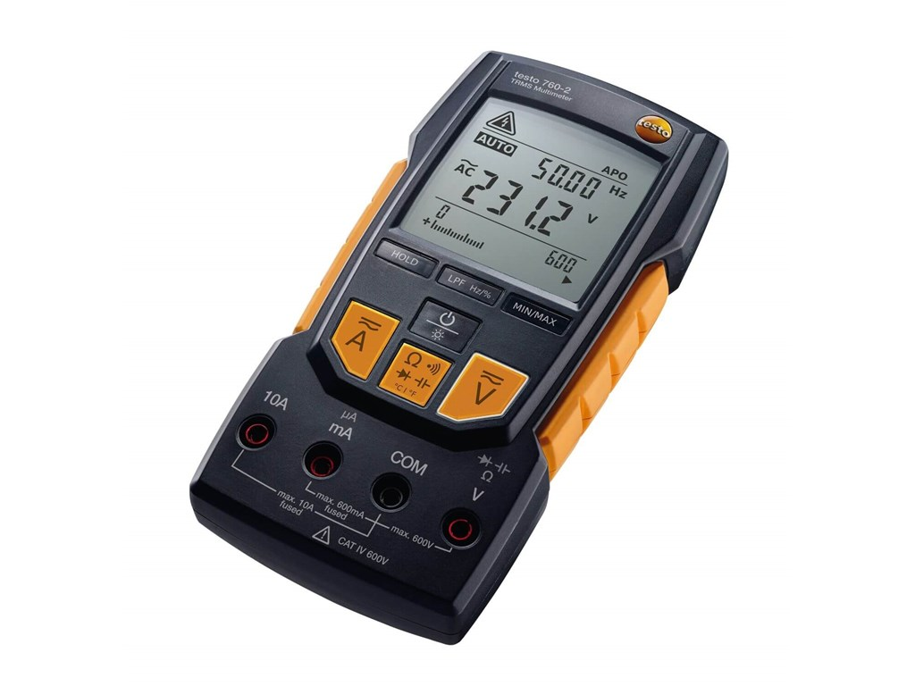 Testo 760-2 digitalt multimeter